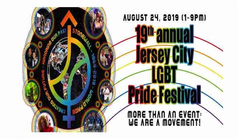 19th Annual Jersey City LGBT Pride Festival