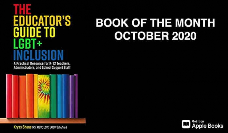 Book Of The Month: The Educator's Guide To LGBT+ Inclusion