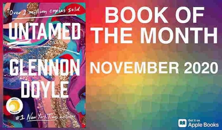 Book Of The Month: Untamed