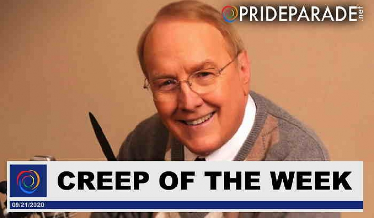 Creep Of The Week: James Dobson
