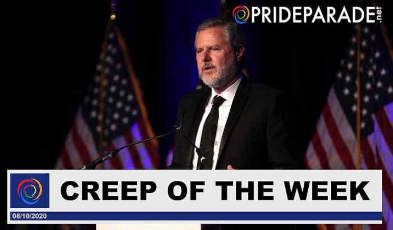 Creep Of The Week: Jerry Falwell Jr.