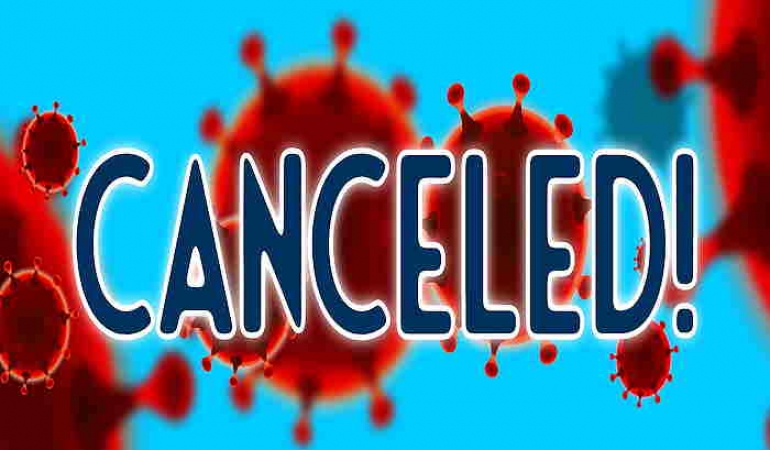 Event Cancellations Due To COVID-19