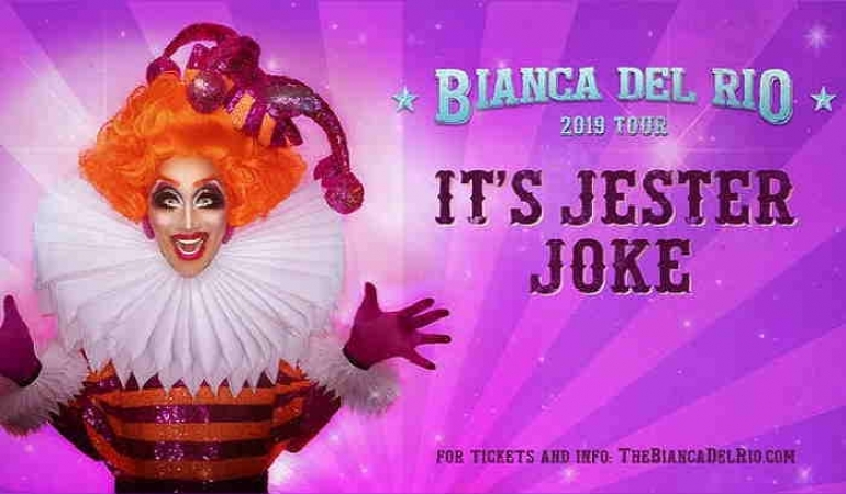 Queen Of The Month: Bianca Del Rio