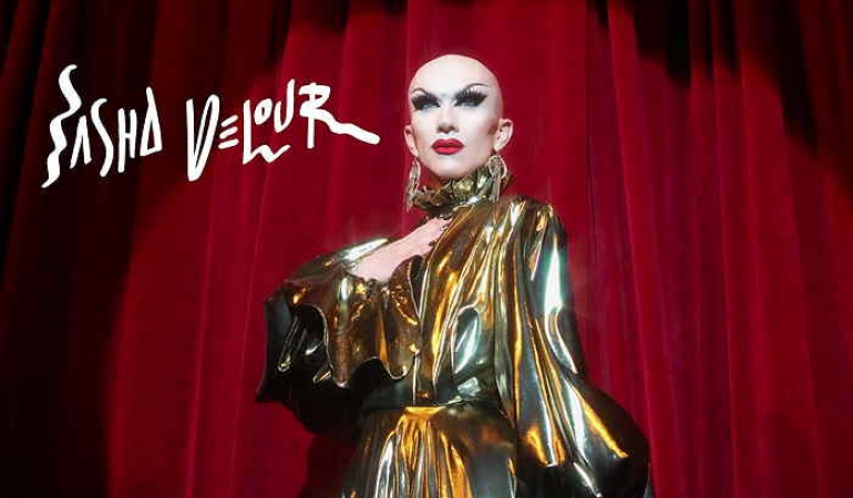 Queen Of The Month: Sasha Velour