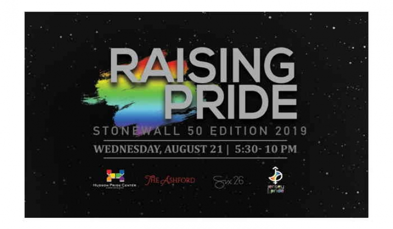 Raising Pride: Stonewall 50 Edition 2019 At The Ashford In Jersey City NJ